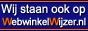 Online shoppen / winkelen bij webwinkelwijzer.nl