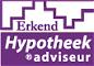 Logo Erkend Hypotheek adviseur